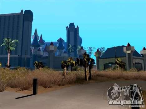 ENBSeries v1.1 para GTA San Andreas décimo de pantalla