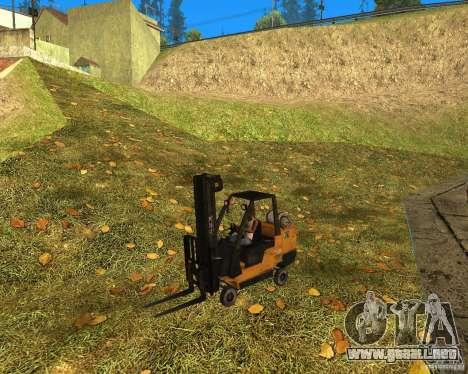 Cargador de la COD MW 2 para GTA San Andreas