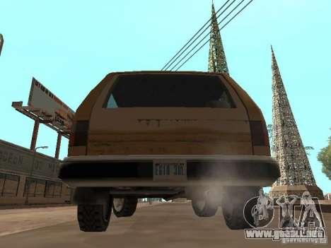 Landstalker nuevo para la visión correcta GTA San Andreas