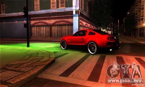 Real HQ Roads para GTA San Andreas novena de pantalla