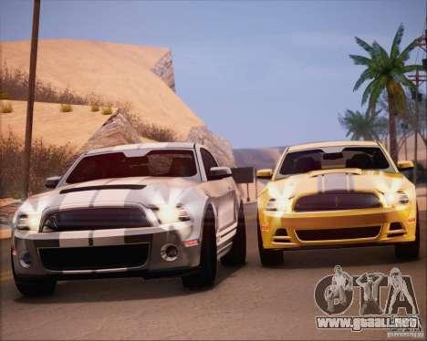 SA_NGGE ENBSeries v1.2 Final para GTA San Andreas undécima de pantalla