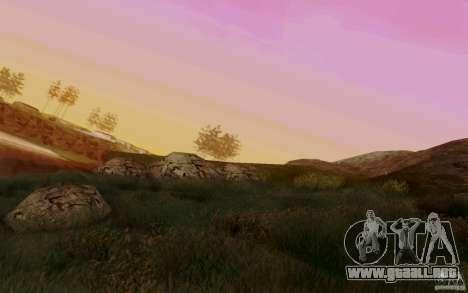 Sa_RaNgE posible v3.0 para GTA San Andreas novena de pantalla