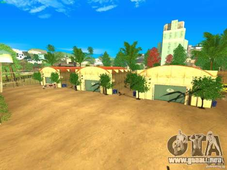 New Studio in LS para GTA San Andreas tercera pantalla