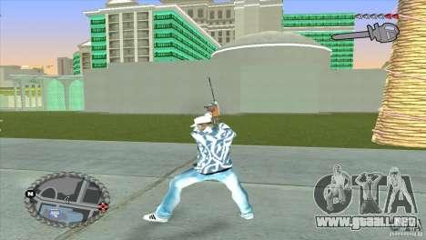 HUD ultra moderno para GTA San Andreas tercera pantalla