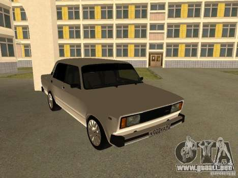 VAZ 2105 para GTA San Andreas