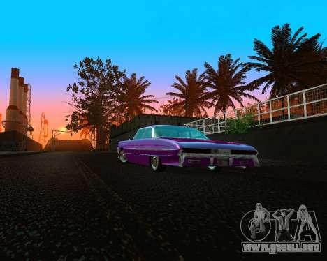 Chevrolet Impala para la visión correcta GTA San Andreas