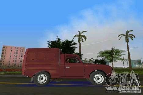IZH 2715 para GTA Vice City vista lateral izquierdo