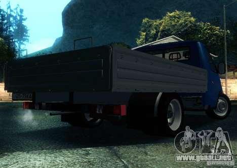 Gacela 33021 para GTA San Andreas left