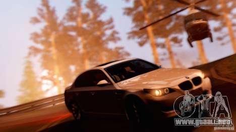 SA Beautiful Realistic Graphics 1.6 para GTA San Andreas décimo de pantalla