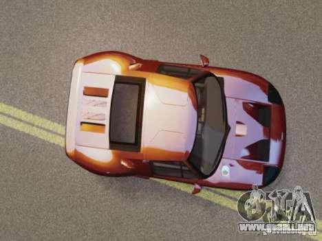 Ford GT para GTA 4 visión correcta
