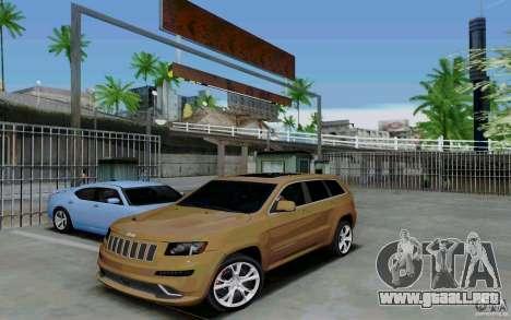 Parking (de pago) para GTA San Andreas sexta pantalla