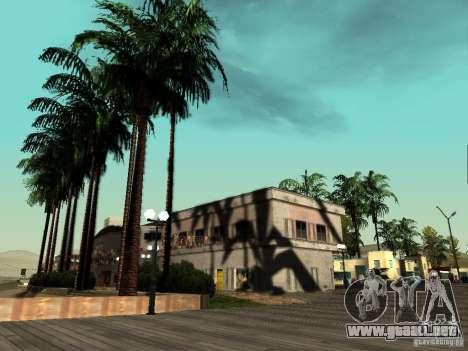 ENBSeries v1.2 para GTA San Andreas sucesivamente de pantalla