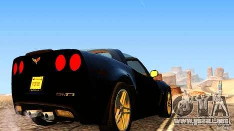 Direct R V1.1 para GTA San Andreas quinta pantalla