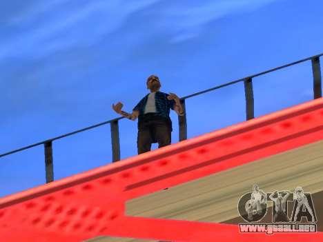 Reportero para GTA San Andreas tercera pantalla