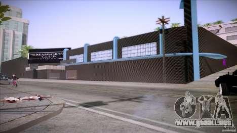 Mansory Club Transfender & PaynSpray para GTA San Andreas quinta pantalla
