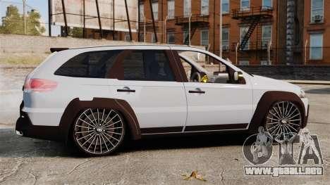 Fiat Palio Adventure Locker Evolution para GTA 4 left