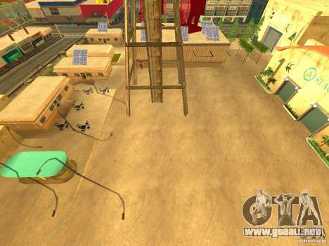 New Studio in LS para GTA San Andreas octavo de pantalla