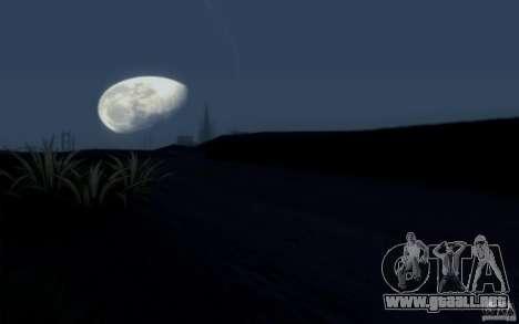 RoSA Project v1.0 para GTA San Andreas undécima de pantalla