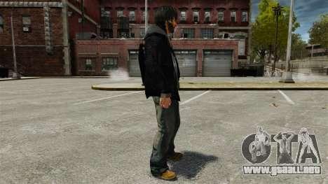 Sam Fisher v1 para GTA 4 segundos de pantalla