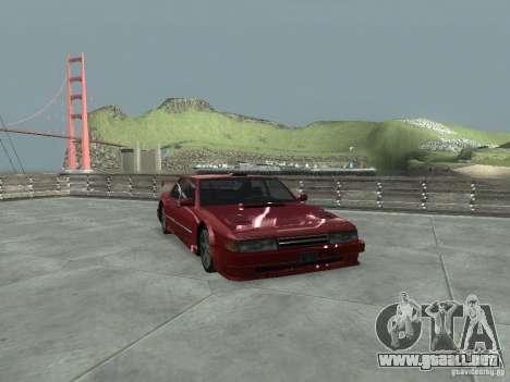 ENBSeries by Chris12345 para GTA San Andreas tercera pantalla