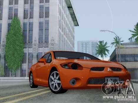 Mitsubishi Eclipse GT V6 para el motor de GTA San Andreas