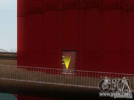 Subir el puente Golden Gate para GTA San Andreas tercera pantalla