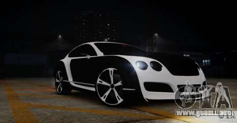 Bentley Continental GT Premier4509 para GTA 4