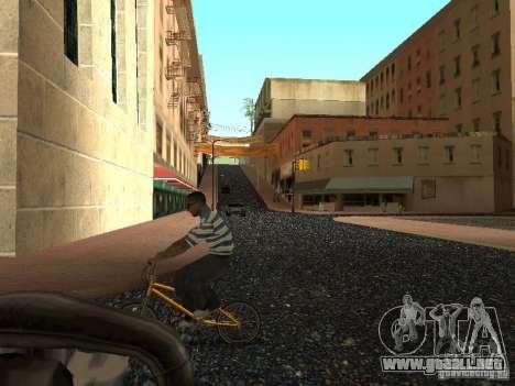 La nueva calle Grove para GTA San Andreas undécima de pantalla