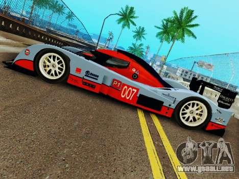 Aston Martin DBR1 Lola 007 para la visión correcta GTA San Andreas