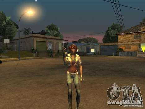 Remember Me Nilin para GTA San Andreas