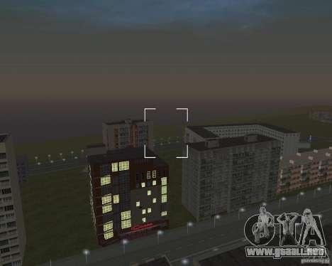 Nižegorodsk v0.5 BETA para GTA San Andreas tercera pantalla