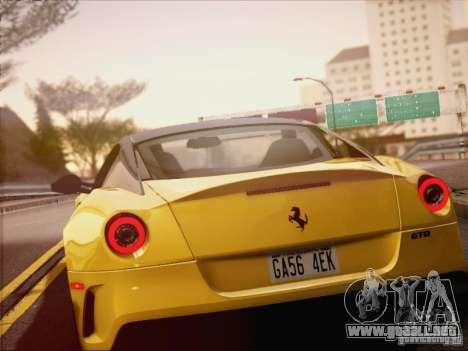 SA_NGGE ENBSeries v1.2 Final para GTA San Andreas octavo de pantalla