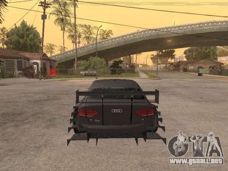 Audi A4 Touring para GTA San Andreas
