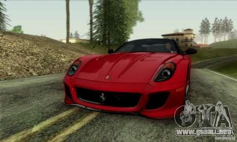 SA_gline v2.0 para GTA San Andreas décimo de pantalla