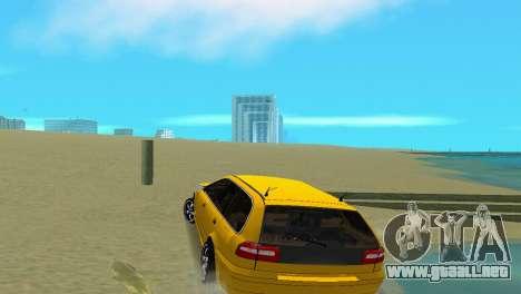 VOLVO V40 para GTA Vice City visión correcta