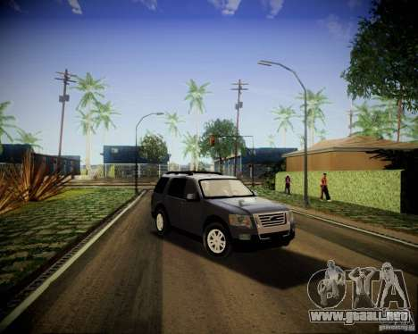 Ford Explorer para GTA San Andreas