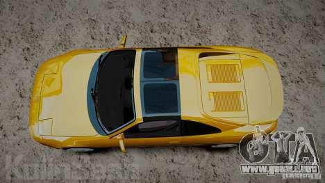 Toyota MR2 GT [EPM] para GTA 4 Vista posterior izquierda