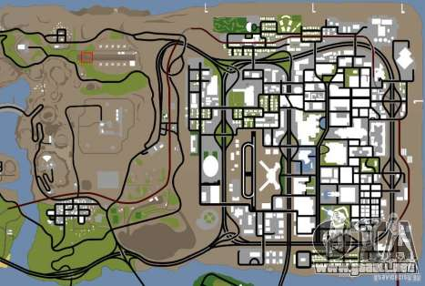 La Torre Eiffel de Call of Duty Modern Warfare 3 para GTA San Andreas séptima pantalla