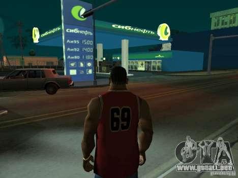 Casa de Rusia 2 para GTA San Andreas segunda pantalla