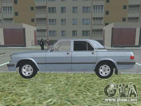 GAZ 3110 Volga para GTA San Andreas