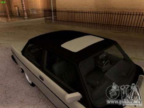 Volvo 242 Turbo para la visión correcta GTA San Andreas