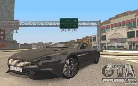 Nueva reflexión en el coche para GTA San Andreas quinta pantalla