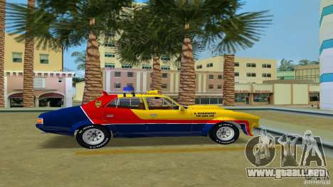 Ford Falcon 351 GT Interceptor para GTA Vice City visión correcta