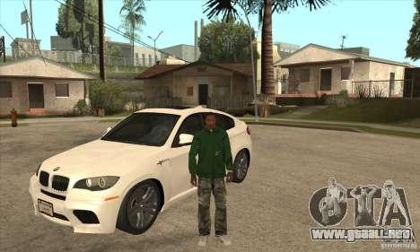 Parche para el GTA San Andres vapor V 3.00 para GTA San Andreas sucesivamente de pantalla