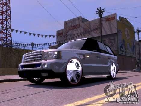 Range Rover DUB 2.0 para GTA 4 left