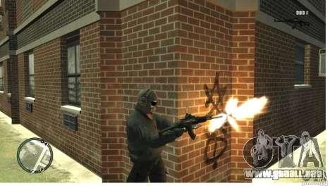 EL PKK para GTA 4 séptima pantalla
