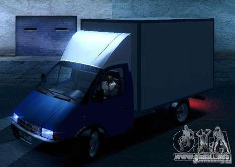 Gacela 33021 para las ruedas de GTA San Andreas