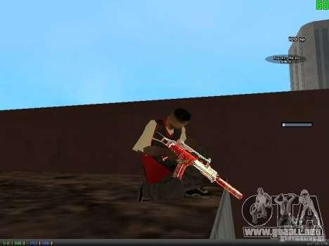 Graffiti Gun Pack para GTA San Andreas séptima pantalla