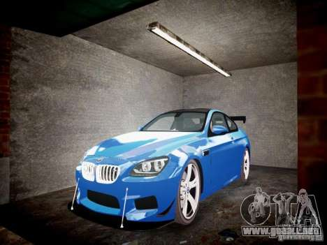 BMW M6 2013 para GTA 4