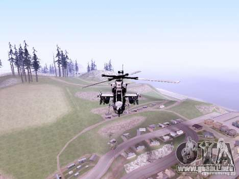 AH-1Z Viper para GTA San Andreas left